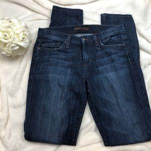 Joe's Dark Wash Straight Leg Jeans Size 26
